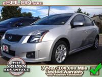 2011 Nissan Sentra 4dr Car 2.0 SR Our Location is: Dave