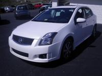 2011 Nissan Sentra 4dr Car 2.0 SR . Our Location is:
