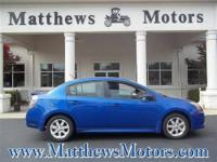 **2011 NISSAN SENTRA SR**1-OWNER**LOW MILES**AUTOMATIC
