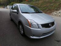 2011 Nissan Sentra - Silver!! This is a great pre-owned