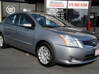 2011 Nissan Sentra S! WE FINANCE -81k miles! Traction