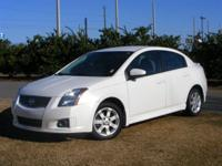 This 2011 Nissan Sentra 2.0 SR is offered exclusively