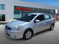 2011 Nissan Sentra Sedan 4dr Sdn I4 CVT 2.0 S. Our