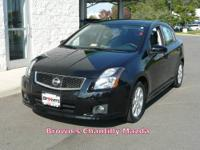 This one owner 2011 Nissan Sentra SR sedan is a