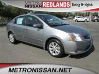 2011 Nissan Sentra SL Our Location is: Metro Nissan