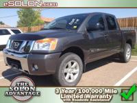 2011 Nissan Titan Crew Cab Pickup SV Our Location is: