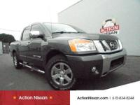 2011 NISSAN TITAN PK Heavy Metal Edition Pickup Heavy