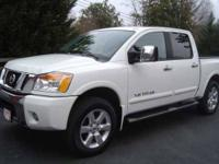 2011 Nissan Titan SL This work truck has 12,000 miles