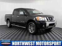 One Owner 4x4 Truck with Navigation!  Options:  Power