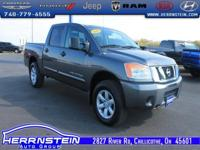 2011 Nissan Titan SV Accident Free AutoCheck History