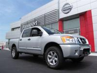 4WD and Nissan Certified: 7yr-100,000 mile Warranty.