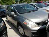 Options:  2011 Nissan Versa 1.6|Gray|Versa 1.6|1.8L