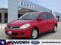 2011 NISSAN VERSA 4dr Car 1.8 S Our Location is: Bowden