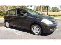 Fuel Saver Here!! This 2011 Nissan Versa will get you