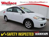 2011 NISSAN VERSA HATCHBACK 4 DOOR 5dr HB I4 Manual 1.8