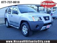 Check out this 2011 Nissan Xterra S. Its Automatic