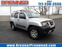 Come see this 2011 Nissan Xterra S. Its Automatic