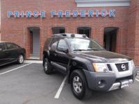 Get a bargain on this 2011 Nissan Xterra S 4 before