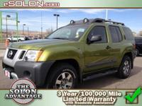 2011 Nissan Xterra Sport Utility Our Location is: Dave
