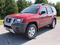 2011 Nissan Xterra SUV Our Location is: Cadillac of