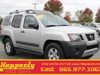 This Excellent Xterra has Clean CARFAX. The 2011 Nissan