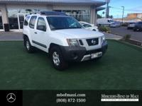 This 2011 Nissan Xterra X is offered to you for sale by