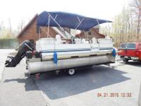 Our Elete Pontoon boats are built to provide you with