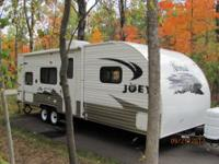 2011 Nomad Joey 268 Travel Trailer. Bought in 2010 -