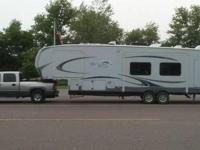 399BHS 2011 Open Range 39 ft Fifth Wheel Camper