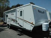 Milan 27RLSG Fifth Wheel Towables- 2011 Eclipse Milan -