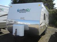 2011 Outdoors RV Back Country 20F 23' Travel Trailer If