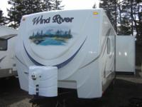 2011 Outdoors RV Wind River 250CKS 29' Travel Trailer