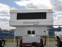 2011 Palomino 800. Used 8 Truck Camper. Stock # 42399.
