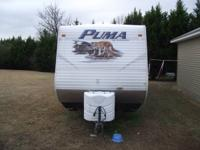 FOR SALE BY OWNER:  2011 Palomino Puma M-30RKSS 34 FT