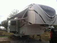 2011 Palomino Sabre 31KTS . 2011 Sabre Fifth Wheel-