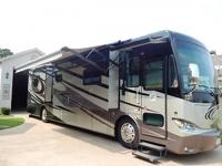 The coach for sale is a 2011 Phaeton 40 QBH Diesel Bath