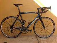 Hey, I have got a 2011 Pinarello Paris for sale. It is