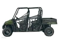 Brand new. The New 2011 Polaris RANGER CREW 500 EFI is
