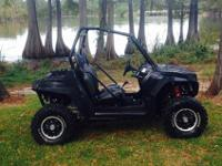 Extremely nice 2011 Polaris RZR 800 S. This is the