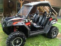 2011 Polaris RZRS Carbon Fibre Edition! I bought this