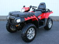 2011 POLARIS SPORTSMAN 850 XP TOURING EPS **SHIPPING