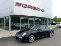 PORSCHE CERTIFIED RARE 4S COUPE. EQUIPPED WITH