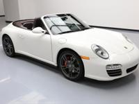 This awesome 2011 Porsche 911 4x4 comes loaded with the