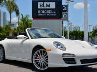 911 Carrera S PDK 2D Cabriolet ABS brakes Alloy wheels