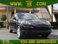 Options:  2011 Porsche Cayenne Is The Perfect Example