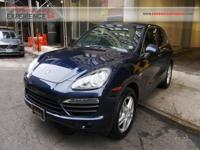 2011 Porsche Cayenne S Hybrid Volvo Cars of Manhattan