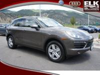 2011 Porsche Cayenne Sport Utility S Our Location is: