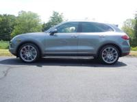 Up for sale is a stunning 2011 Porsche Cayenne Turbo