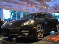 This is a Porsche, Panamera for sale by Euro