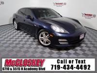 Turn heads in this Rare Porsche Panamera, this thing is